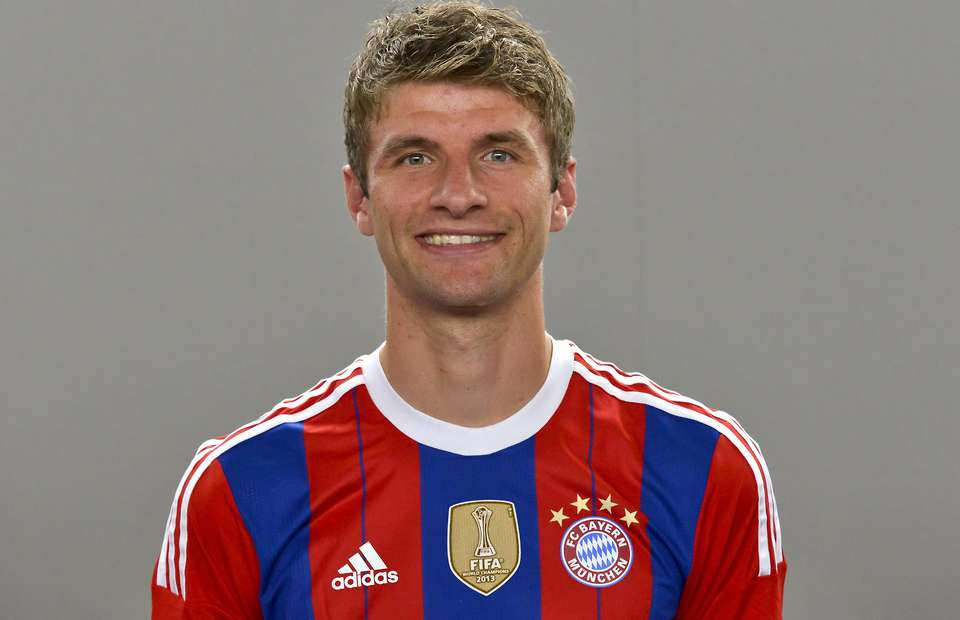 how tall is thomas muller