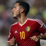 Belgium national team manager Marc Wilmots said star wringer Eden Hazard was fortunate to avoid being substituted after the player's uninspiring performance against Cyprus on Sunday.