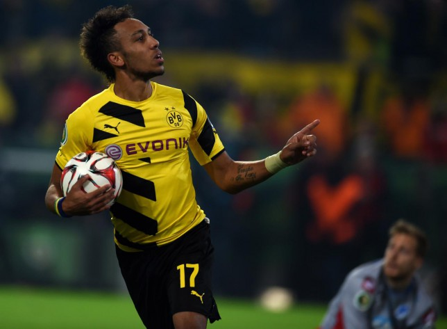 Borussia Dortmund forward Pierre-Emerick Aubameyang does not believe that four-time reigning Bundesliga champions Bayern Munich will win the league this season.