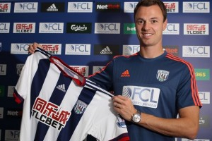 West Brom centre-back Jonny Evans believes that the Baggies can qualify for Europe in the next two seasons