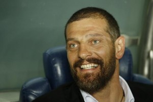 Croatian boss Slaven Bilic has had plenty to smile about in his short time at West Ham