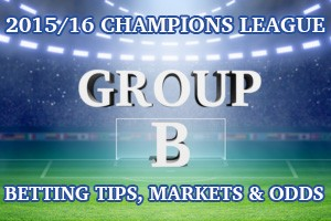 2015/2016 Champions League Group B Betting Tips, Outrights & Odds