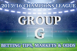 2015/2016 Champions League Group G Betting Tips, Outrights & Odds