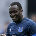 Everton striker Romelu Lukaku scored a brace in the Toffees 3-2 win at West Brom on Monday night