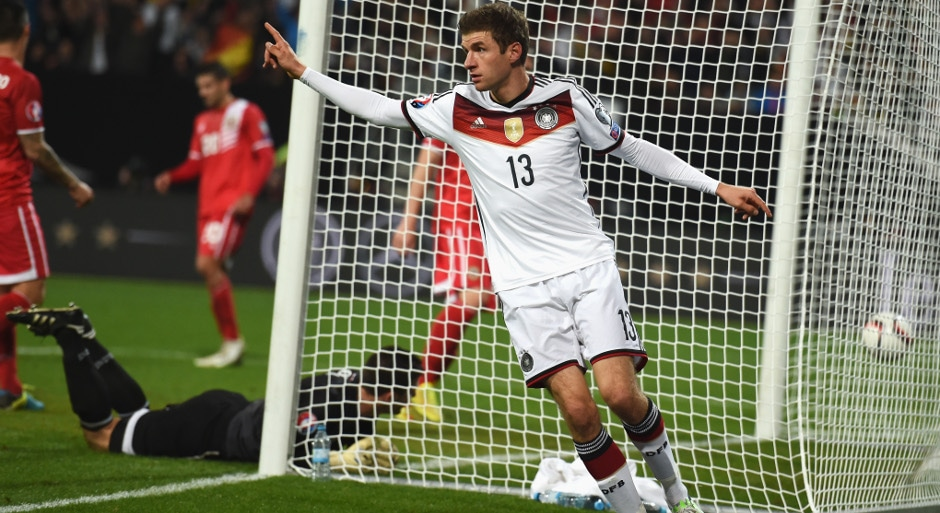 Bayern Munich forward Thomas Muller has admitted the player wages in the English Premier League makes a potential move 'very tempting.'