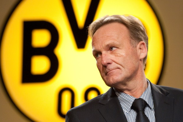 Borussia Dortmund CEO Hans-Joachim Watzke is expecting Bayern Munich to win their fifth consecutive Bundesliga title this season.