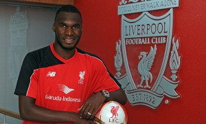 Liverpool striker Christian Benteke will miss tonight's fourth round Capital One Cup tie against Bournemouth