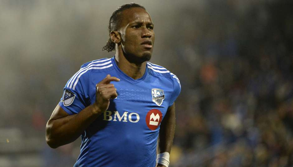 Former Chelsea F.C. striker Didier Drogba joined Major League Soccer side Montreal Impact, as a Designated Player, on an 18-month deal in the summer.