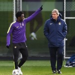 Manchester City manager Manuel Pellegrini believes it is time for Wilfried Bony to show why the club paid £25 million to sign him from Swansea City in January.
