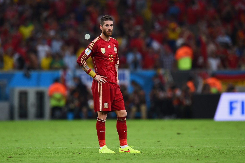 Real Madrid boss Rafael Benitez has moved to play down speculation suggesting a rift between him and captain Sergio Ramos.