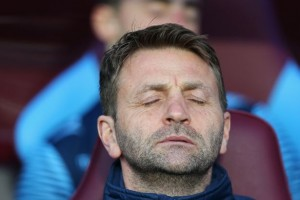 Aston Villa has sacked Tim Sherwood as boss after just eight months