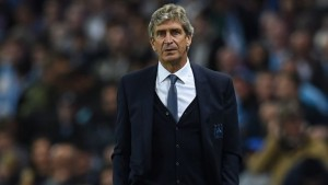 Manchester City boss Manuel Pellegrini faces pressure to pick up results with a weakened side