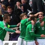 Norwich striker Kyle Lafferty has scored seven goals to help Northern Ireland qualify for Euro 2016