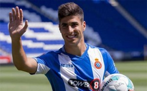 Marco Asensio - The most talked about youngster in Spain / Image via sport.es