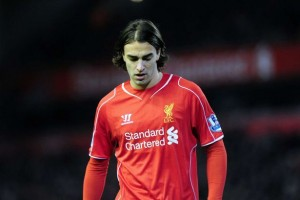 Should Liverpool recall Lazar Markovic? - Image via merseyreds.com