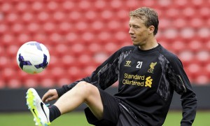 Liverpool's Brazilian midfielder Lucas Leiva has came for criticism from fans over the years, but could be a key player for Jurgen Klopp's team