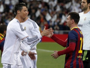 Cristiano Ronaldo vs Lionel Messi - Greatest rivals of all time? / Image via gmanews.tv