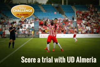Winner gets to sign with U.D. Almeria