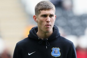 Everton centre-back John Stones is one of the most talked about young defenders in European football