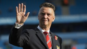 Manchester United boss Louis van Gaal has been criticised for his team's style of play in recent weeks