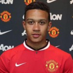 Dutch youngster Memphis Depay has struggled to make an impact at Manchester United this season