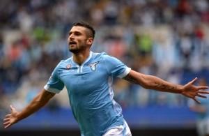 Lazio win thanks to Candreva's double / Image via superscommesse.it