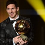 Will Messi win his 5th Ballon d'Or? / Image via dailyrecord.co.uk