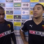 Watford strike-duo of Odion Ighalo and Troy Deeney have helped the Hornets to seventh place in the Premier League table