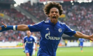 Schalke's Leroy Sane is making waves in the Bundesliga