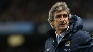 Manchester City boss Manuel Pellegrini has an an embarrassment of riches available to him