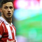 Austrian winger Marko Arnautovic is enjoying a fine campaign for Stoke