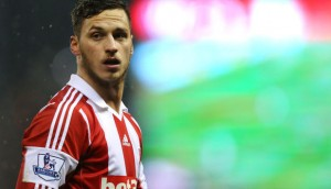 Austrian winger Marko Arnautovic is enjoying a fine campaign for Stoke