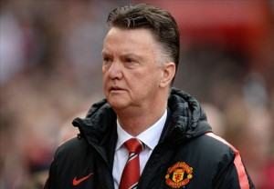 Manchester United manager Louis van Gaal will be desperate to return to winning ways as his side travel to Stoke City.
