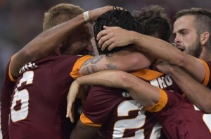 AS Roma losing their pace and spirit / Image via mesingol.com