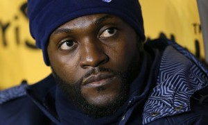 Much-maligned former-Tottenham striker Emmanuel Adebayor has joined Crystal Palace until the end of the season