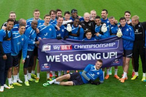 Can Leicester win the Premier League title just two years after winning promotion from the Championship?