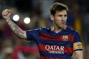 Messi happy to stay at home until the end / Image via cbssports.com