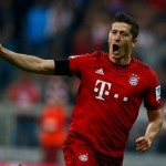 Robert Lewandowski - 17 goals and counting / Image via nytimes.com