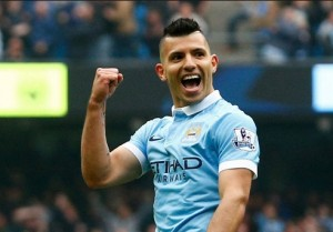 Aguero - Man made for the big games / Image via sportinglife.com