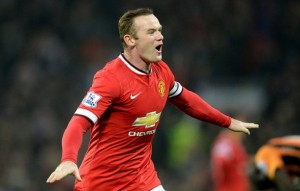 Wayne Rooney netted once again to secure a much needed victory for his side