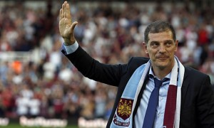 Croatian boss Slaven Bilic has done an impressive job at West Ham this season