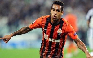 Liverpool are reportedly in talks with Shakhtar Donetsk about attacking midfielder Alex Teixieira