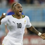 Ghana international Andre Ayew could be key to Swansea's survival in the Premier League