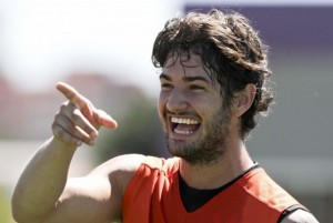 Will Pato shine at Stamford Bridge? / Image via thesportbible.com
