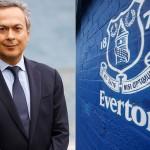 Iranian billionare Farhad Moshiri has bought 49.9% of Everton subject to Premier League approval