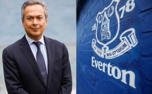 Iranian billionare Farhad Moshiri has bought 49.9% of Everton subject to Premier League approval