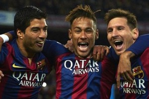 The best attacking trio ever? /Image via stylepinner.com