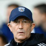 West Brom boss Tony Pulis has been heavily criticised by his teams own fans despite a 1-0 win over Everton