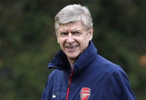 Arsenal manager Arsene Wenger could hardly wish for better form ahead of this weekend's North London derby