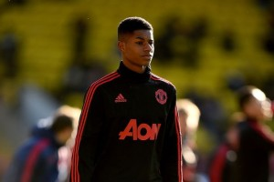 Marcus Rashford has made a dream start to his Manchester United career scoring four times in two senior appearances